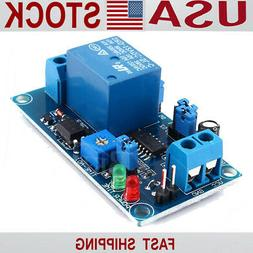 12V  Home Automation Delay Timer Control Switch Relay Module