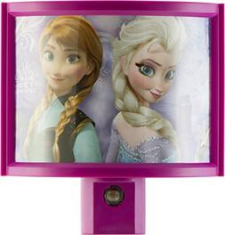 Jasco Products 13378 Disney Frozen Nightlight