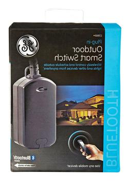 Jasco GE Bluetooth Plug-In Outdoor Smart Switch - 120 V AC /