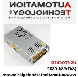 1PCS 12V DC 29.6A 360W REGULATED SWITCHING POWER SUPPLY