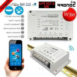 2.4Ghz Smart Home WIFI Wireless Switch Automation Module Sma