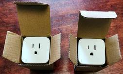 2 PK - iTD Gear Smart Wifi Plug Compatible with Amazon Alexa