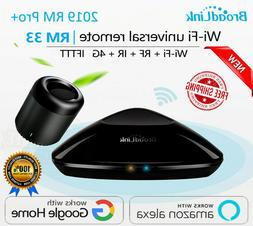 2019 Newest Broadlink RM Pro+ RM33 RM mini3 Smart Home Autom