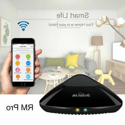 2019 Version Broadlink RM Pro Wireless Smart Home Automation