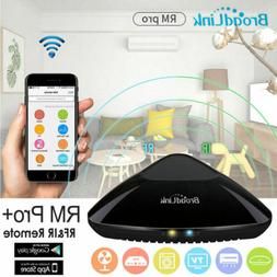 2019 Version Broadlink RM Pro+ RM03, Smart Home Automation W