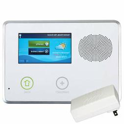 2GIG GoControl Security & Home Automation Control Panel & Po