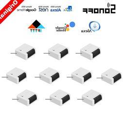 30 Pcs SONOFF MINI Wifi DIY Smart Switch Two Way Wiring <fon
