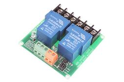 NOYITO 30A 2-Channel Relay Module High Low Level Trigger Wit