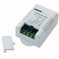 30A WiFi Relay Switch 1-Channel Smart Home Receiver Automati