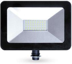 30W LED Flood Light with Knuckle Mount Super Slim SMD Outdoo