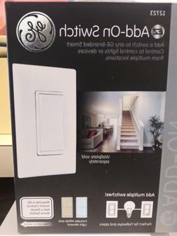 4   Ge Z-Wave In-Wall Smart Switch - Light Control - White
