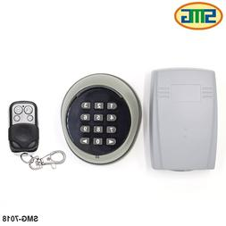 433.92MHZ Multi Function Wireless Password <font><b>Keypad</