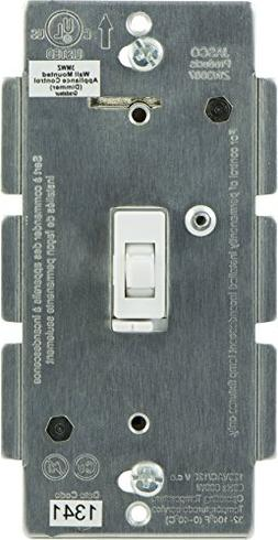 Jasco Z-Wave Dimmer Wall Toggle Switch, No Neutral Required,
