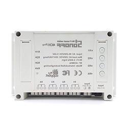 4ch wi fi smart switch