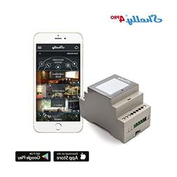 Shelly 4PRO Relay Switch Smart Home Automation