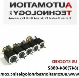 5PCS NEMA17 Stepper Motor  for 3D Printer, 76 oz-in