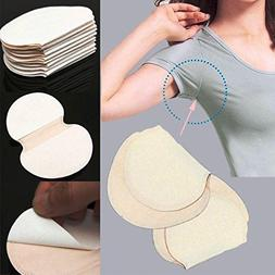 6 sweating stickers underarm prevent