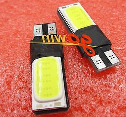 6W Bright T10 LED Auto Car Interior COB Width Wedge Bulb Lig
