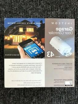 Insteon 74551 Garage Door Control & Status Kit - New In Box