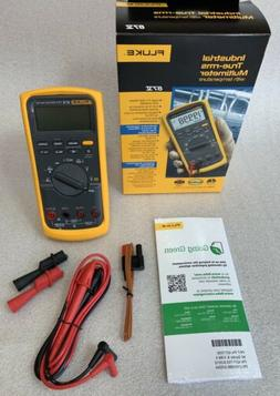 Fluke 87V  Industrial True-RMS Multimeter w/ Temperature 207