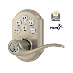 Kwikset 912 Z-Wave SmartCode Electronic Touchpad with Tustin