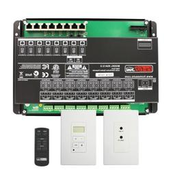 Leviton 95A00-2 8 Zone 8 Source Kit for Structured Wiring En