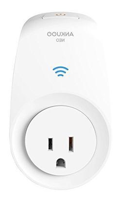 Ankuoo NEO Smart Plug, Wi-Fi, White by Ankuoo