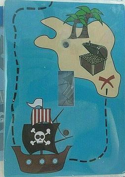 Designer Pirate Wall Plate