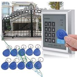 FidgetFidget Security RFID Electric Door Keypad Lock Access