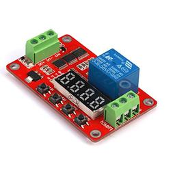 GERI Newer Version 12V Multifunction Relay Cycle Timer Modul