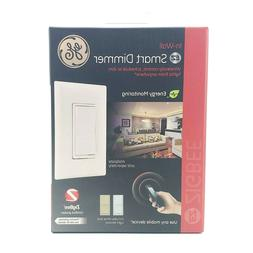 Ge - In-wall Smart Dimmer Switch - White