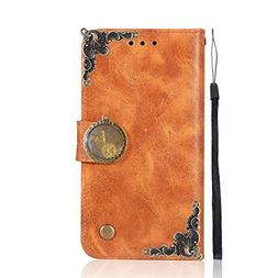 HTC ONE X10 Case,Gift_Source   Vintage Wallet Phone Case Fli