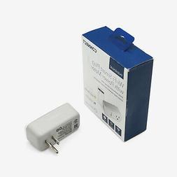 Insignia- Wi-Fi Smart Plug with Power Meter - White