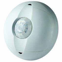 Leviton OSC15-I0W Ceiling Mount Occupancy Sensor, PIR, 360 D