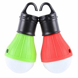 LiPing 2PCS For Outdoor Camping Garden party/Led Tent Lights