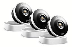 Oco 1 Wi-Fi Home Security Camera System with Cloud Storage,