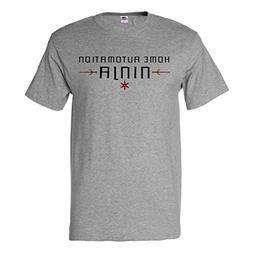 ShirtScope Home Automation Ninja T Shirt Funny Tee 5XL