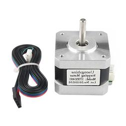 UsongShine 1PCS 17HS3401 4-lead Nema 17 Stepper Motor 42 mot
