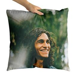Westlake Art - Person Portrait - Decorative Throw Pillow Cus