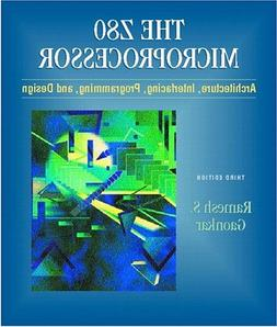 Z-80 Microprocessor: Architecture, Interfacing, Programming,