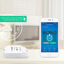 Amazing AC powered IoT Home Automation Switches Energy Monit