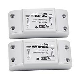 Agoal Sonoff Wifi Switch Wireless Remote Control Electrical
