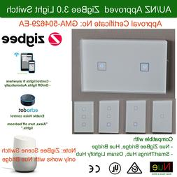 Approved Smart ZigBee Light Switch Dimmer PowerPoint AlexaGo