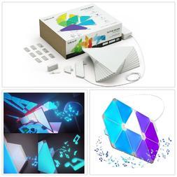 Nanoleaf Aurora Rhythm Smart LED Light Panel - 9 Pack - Smar