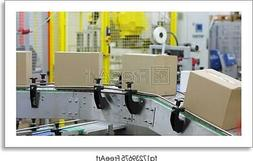 Automation - Boxes On Art Print / Canvas Print. Poster, Wall