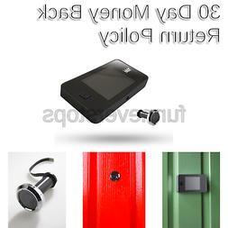 Yale Security AYRD-DDV8032-693 Digital Door Viewer, Small, B