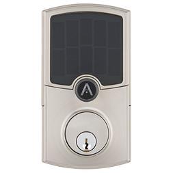 Array 23503-119 Barrington WiFi Enabled Smart Deadbolt, Sati