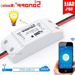 basic smart home wifi wireless switch module