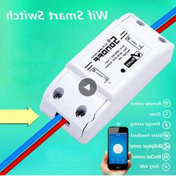 SONOFF Basic Wifi Switch Google Home Smart Home Automation M