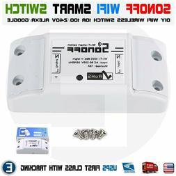 SONOFF Basic Wifi Wireless Smart Switch DIY 10A Alexa Google
